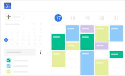 Social Career auto-sync to Google Calendar