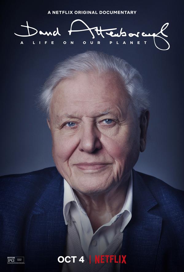 David Attenborough:活在天與地 DAVID ATTENBOROUGH A LIFE ON OUR PLANET (2020) netflix